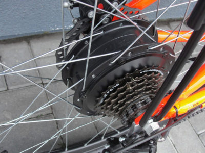 "Электровелосипед Formula Thor 26"" 350W - 500W - Фото 7"