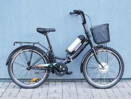 Электровелосипед Smart 24