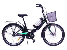"Электровелосипед складной Smart 24"" 36V 350W LCD - Фото 1"