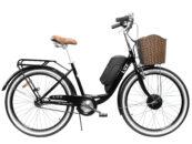 "Электровелосипед 26"" Dorozhnik LUX 36V 350W LCD - Фото 1"