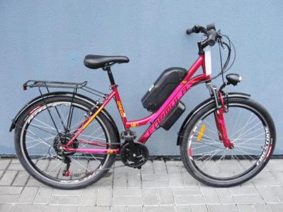Электровелосипед Formula Omega 36V 350W 12Ah - Фото 4
