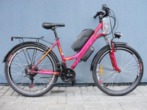 Электровелосипед Formula Omega 36V 350W 12Ah - Фото 1