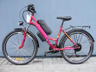 Электровелосипед Formula Omega 36V 350W 12Ah - Фото 2