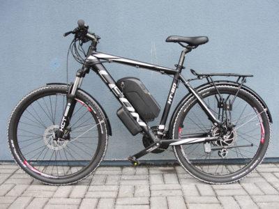 Электровелосипед Leon