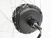 Мотор-колесо MXUS XF08C 36V 350W заднее редукторное под кассету - Фото 1