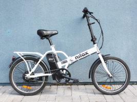Электровелосипед NILOX X1
