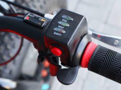 Электрофэтбайк Optima 36V 350W 10.4Ah - Фото 5