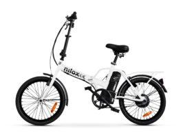Электровелосипед складной Nilox X1 36V 250W 4.3Ah - Фото 1