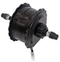 Мотор-колесо 48V 750W заднее редукторное для фэтбайка - Фото 1