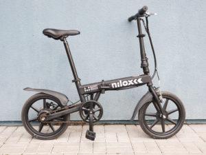 "Электровелосипед складной 16"" Nilox X2 36V 250W 4.3Ah"