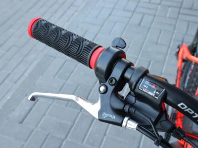 """Электро-фэтбайк Optimabike 26"""" 48V 1000W 17.5Ah - Фото 8"""