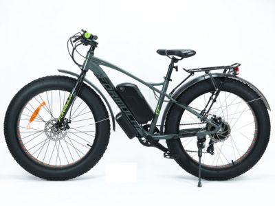 """Электро-фэтбайк Optimabike 26"""" 48V 1000W 17.5Ah - Фото 2"""