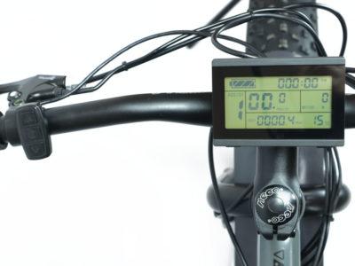"""Электро-фэтбайк Optimabike 26"""" 48V 1000W 17.5Ah - Фото 4"""