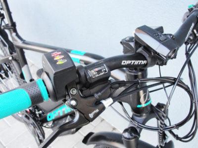 Электровелосипед Optima 29