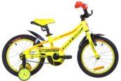 """Детский велосипед 16"""" FORMULA STORMER 2020 - Фото 1"""