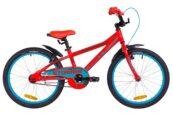 """Детский велосипед 18"""" FORMULA STORMER 2020 - Фото 1"""