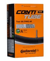 "Камера 28"" 700х32-47mm Continental Tour All 28 авто нип.40mm (170гр) - Фото 1"