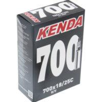 Камера KENDA 700x18-25c, 18/25-622/630, 27/28x3/4+1+1.1/16F/V - Фото 1