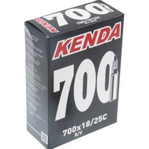 Камера KENDA 700x18-25c, 18/25-622/630, 27/28x3/4+1+1.1/16F/V