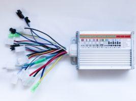 Контроллер 36V/48V 350W 15А - Фото 1