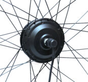 Мотор-колесо DWB 36-48V 350W переднее редукторное - Фото 1