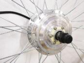 Мотор-колесо DWB 36V 350W переднее редукторное - Фото 1