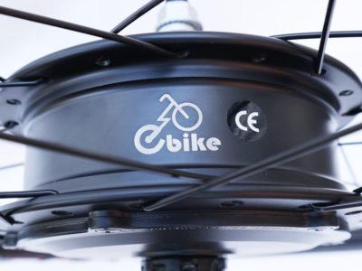 Мотор-колесо Ebike T79C 48V 500W заднее редукторное под кассету - Фото 3