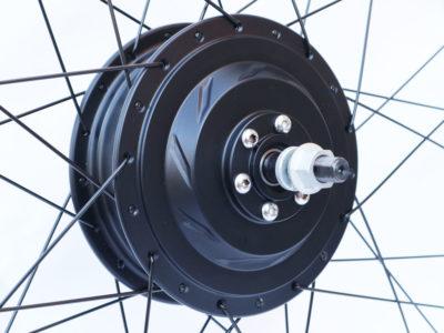Мотор-колесо Ebike T79C 48V 500W заднее редукторное под кассету - Фото 2