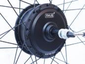 Мотор-колесо MXUS XF08 36V 350W заднее редукторное - Фото 1