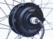 Мотор-колесо MXUS XF07 36V 350W переднее редукторное - Фото 1