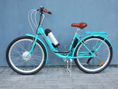 Электровелосипед Ruby 36V 350W 10.4Ah