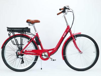 Электровелосипед 26″ Ruby 36V 350W 12.8Ah - Фото 2