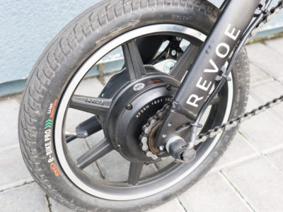 Электровелосипед REVOE Urban 36V 250W 7.8Ah - Фото 7