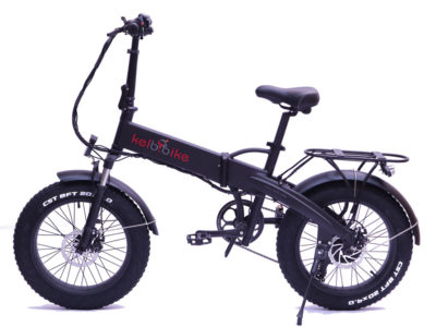 "Электро-фэтбайк Kelb.bike  20"" 48V 350W 10Ah - Фото 2"