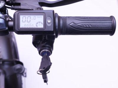"Электро-фэтбайк Kelb.bike  20"" 48V 350W 10Ah - Фото 4"