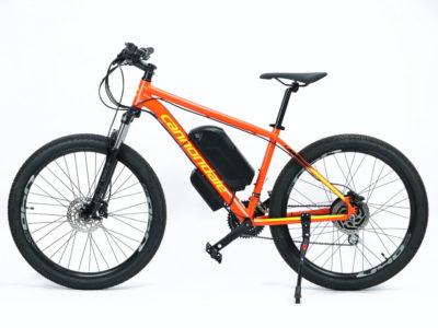 Электровелосипед Cannondale 48V 500W 17.5Ah - Фото 4
