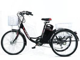 "Грузовой электровелосипед 24"" Kelb.bike 36V 250W - Фото 1"