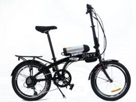 Электровелосипед складной Onyx 20″ 36V 350W LCD - Фото 1