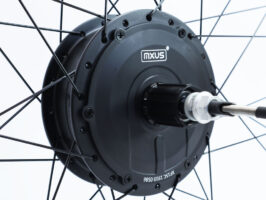 Электронабор MXUS XF15C 48V 500W задний под кассету - Фото 1