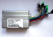 Контроллер 36-48V 500W 25A под LCD SW - Фото 1