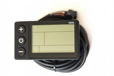 Дисплей LCD S866