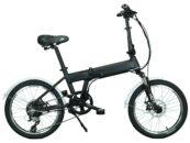 Электровелосипед складной EBIKE FOLD 20″ 36V 350W LCD - Фото 1