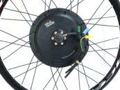 Мотор-колесо 48-72V 1500W заднее прямоприводное - Фото 1