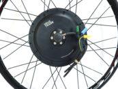 Мотор-колесо 48-72V 3000W заднее прямоприводное - Фото 1