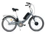 "Электровелосипед складной 24"" West Bike 36V 350W LCD - Фото 1"