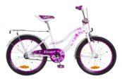 """Детский велосипед 20"""" FORMULA FLOWER - Фото 1"""