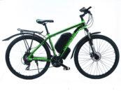 "Электровелосипед TopRider 29"" 350W-500W - Фото 1"