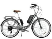 "Электровелосипед 26"" Dorozhnik LUX 48V 500W LCD - Фото 1"