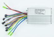 Контроллер 36-48V 500W 22A под LCD SW - Фото 1