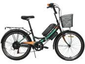 "Электровелосипед 24"" Smart 48V 500W LCD - Фото 1"